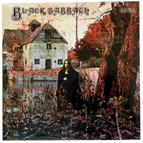 Black Sabbath self titled