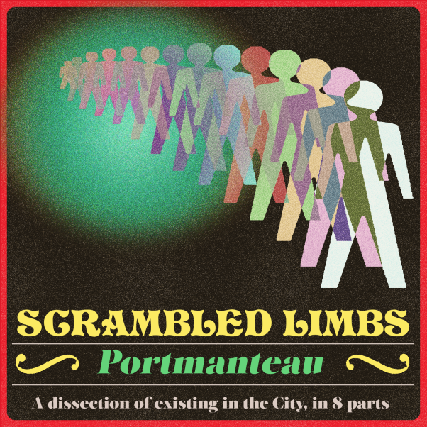 Scrambled Limbs - Portmanteau - cover
